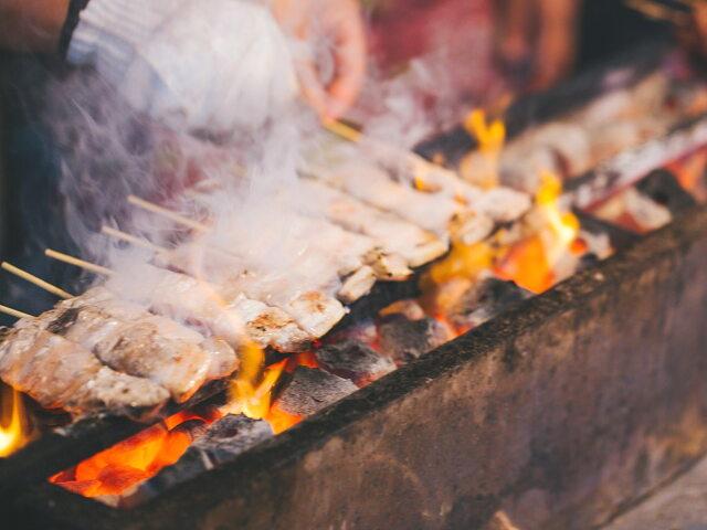 なぜ焼き鳥は炭で焼くと美味しくなるのか