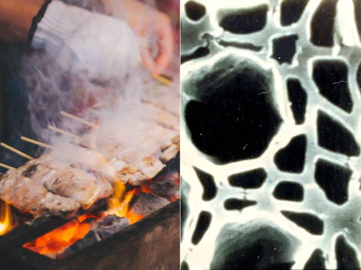 木炭の効用(効能) - 燃料以外にも浄水・脱臭に
